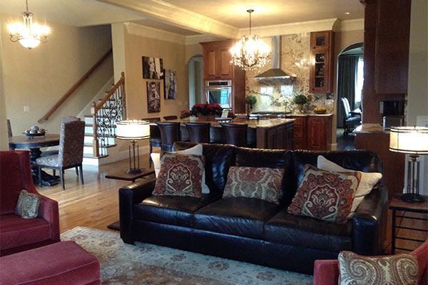 Residence Hendersonville Nashville Tennessee Interior Designer